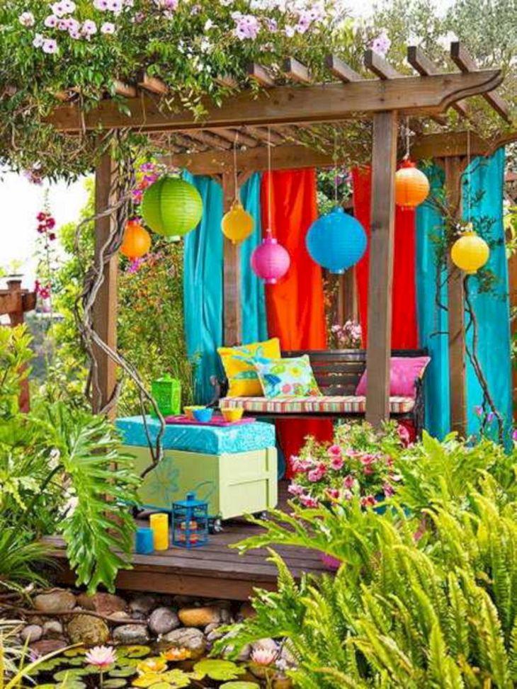 Summer Outdoor Decorating Ideas 8