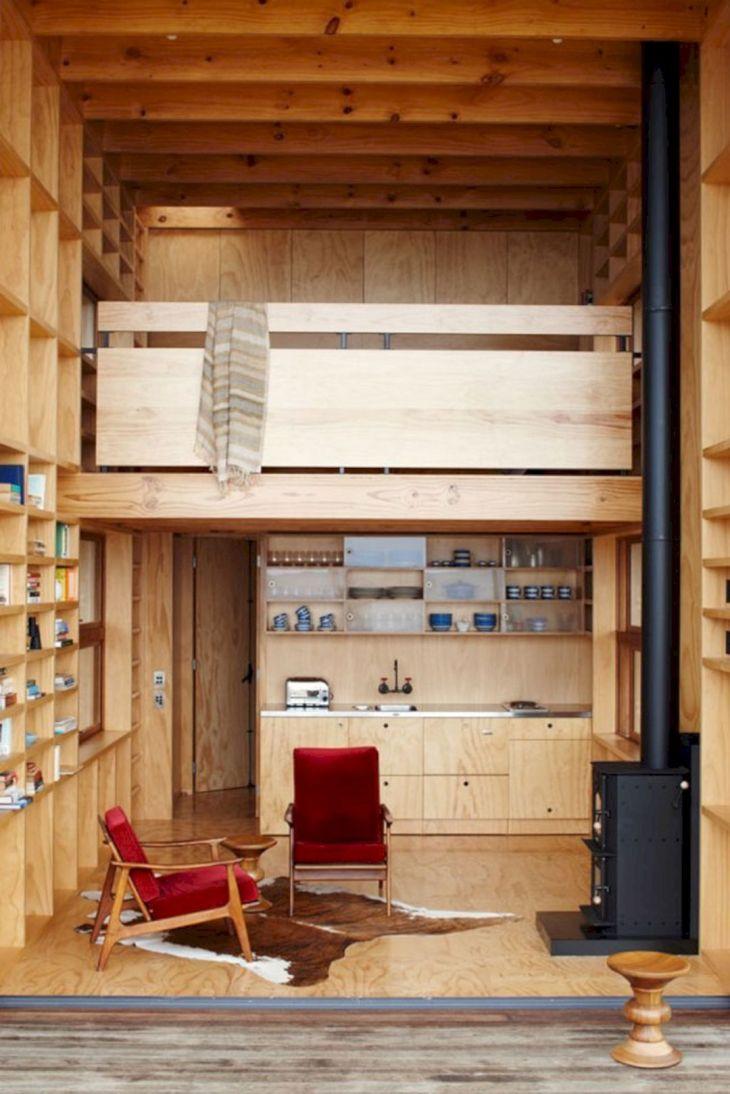 Tiny Cottage House Interiors 1