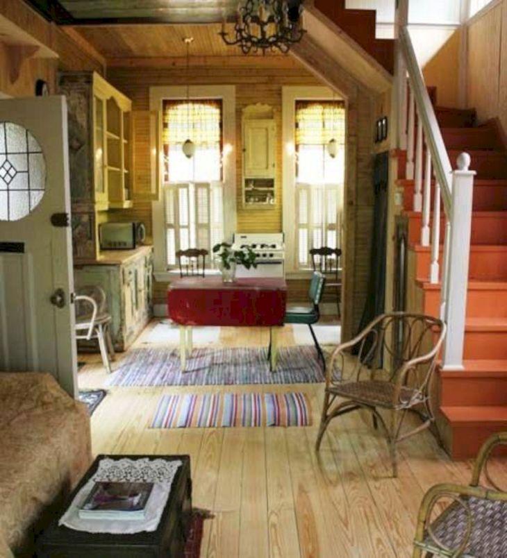 Tiny Cottage House Interiors 17