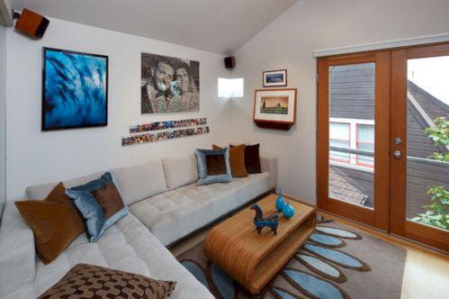 Tiny Houses Living Room Design 220