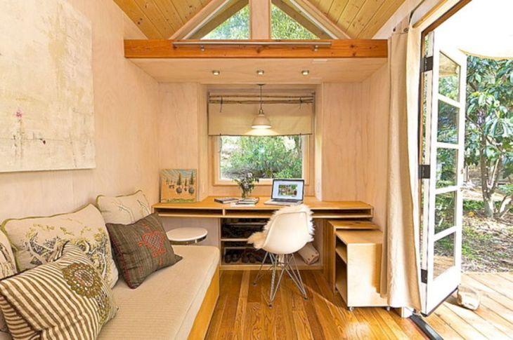 Tiny Houses Living Room Design 221