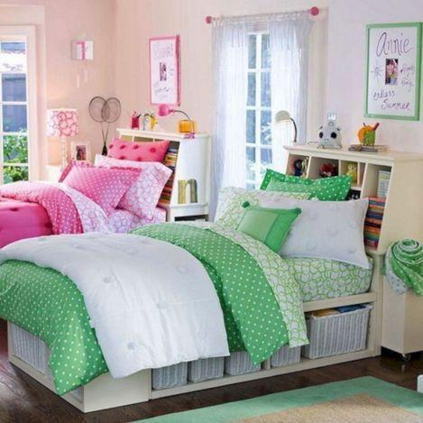 Twin Bedding Design Ideas 26
