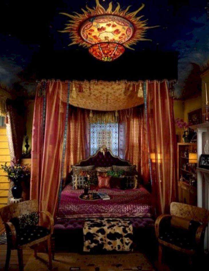 Bohemian Bedroom Decoration 13