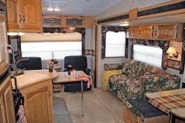 Custom Your RV Interiors 2