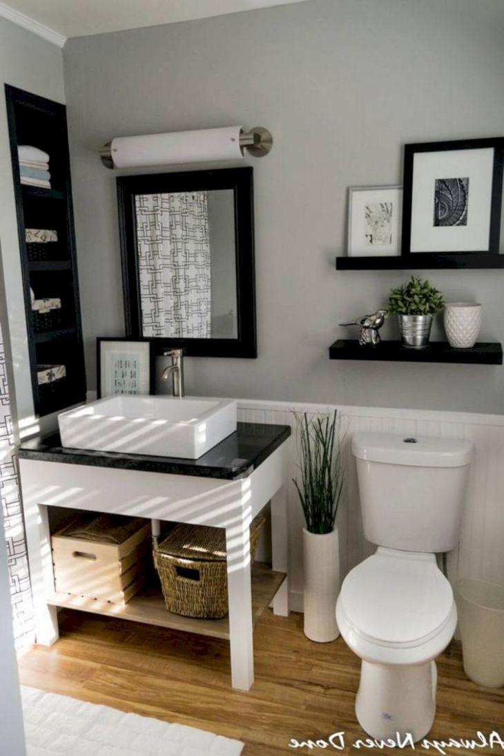Elegant Bathroom Wall Decor 12