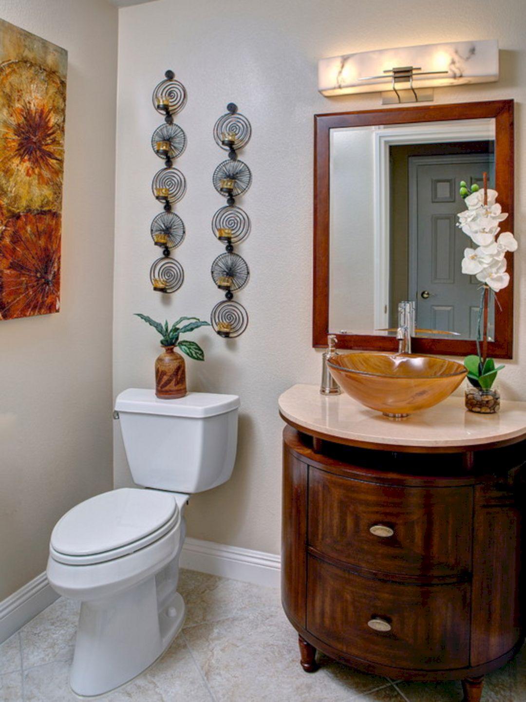 Girly Bathroom Wall Decor Novocom Top