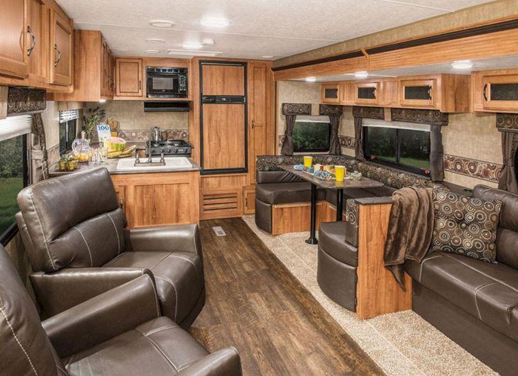 Popular RV Living Decoration Ideas