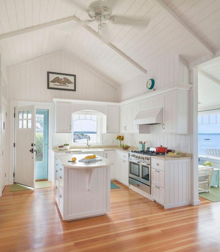 Small Cottage Kitchens Design 13