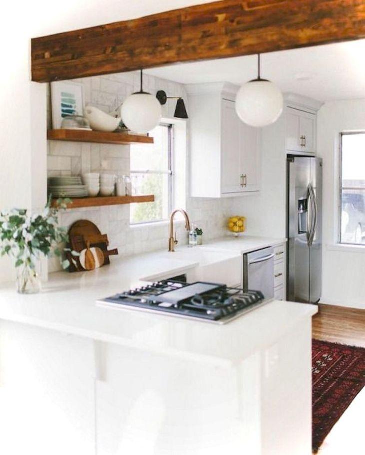 Small Cottage Kitchens Design 16