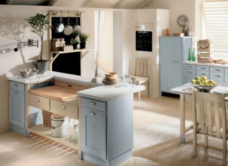 Small Cottage Kitchens Design 22