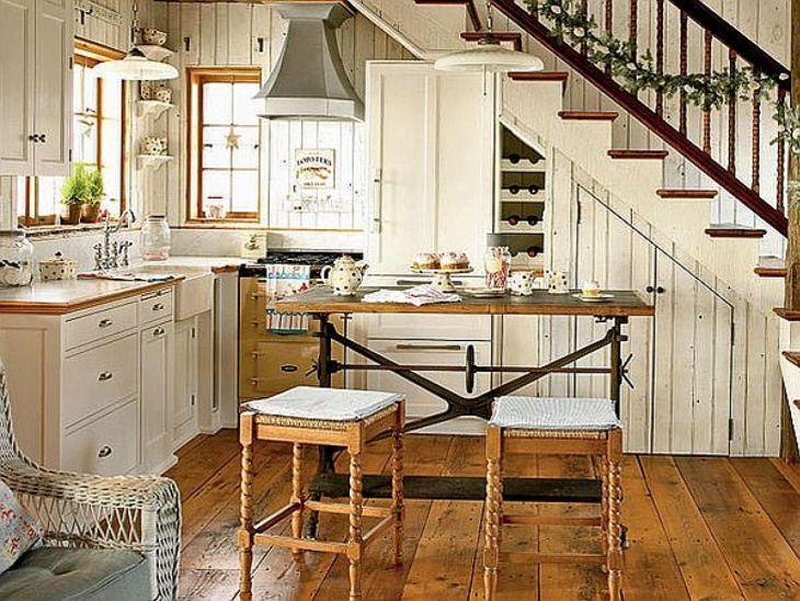 Small Cottage Kitchens Design 5