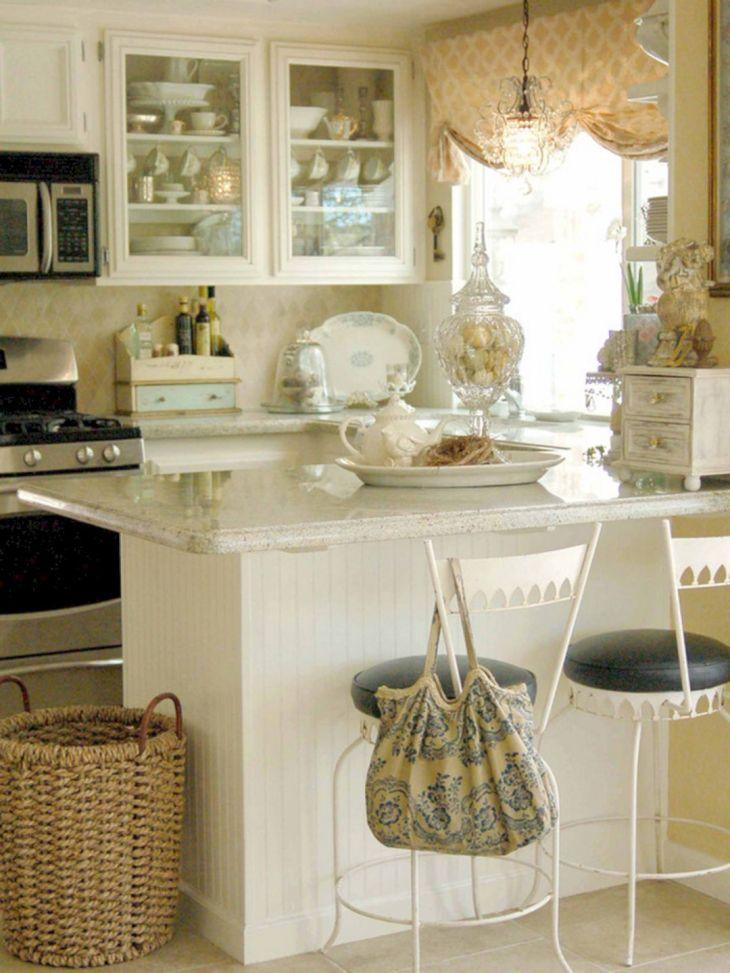Small Cottage Kitchens Design 8