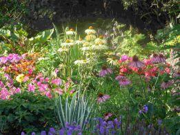 Small Perennial Garden Designs 13