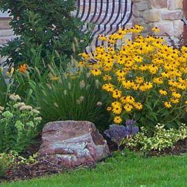 Small Perennial Garden Designs 14