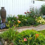 Small Perennial Garden Designs 21