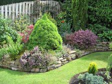 Small Perennial Garden Designs 22