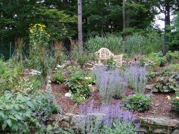 Small Perennial Garden Designs 3