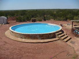 Stock Tank Swimming Pool Design 12
