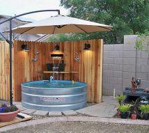 Stock Tank Swimming Pool Design 2