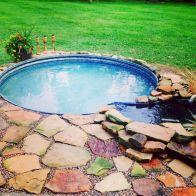 Stock Tank Swimming Pool Design 21