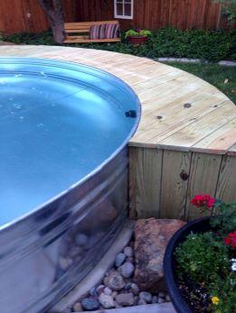 Stock Tank Swimming Pool Design 4