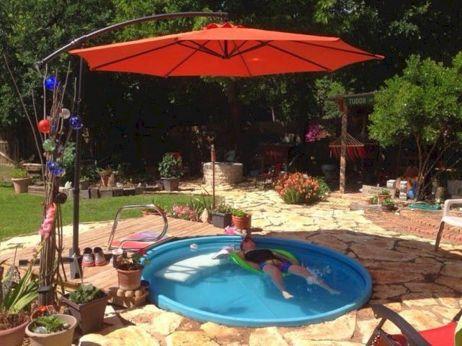 Stock Tank Swimming Pool Design 8
