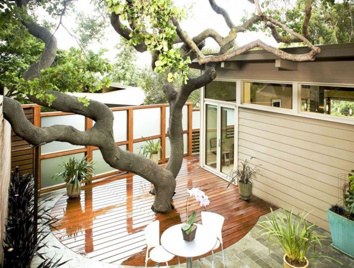 Urban Backyard Design Ideas 13