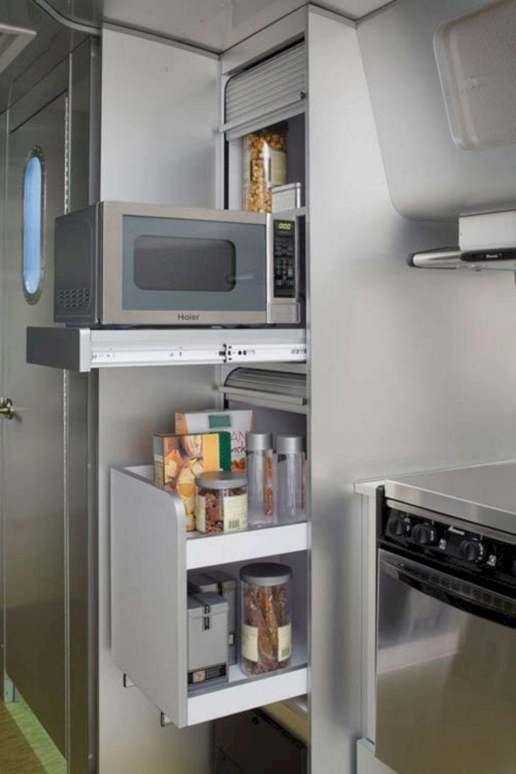 Camper Kitchen Organization Ideas 2