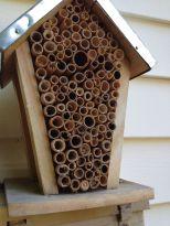 DIY Mason Bee House Design 13