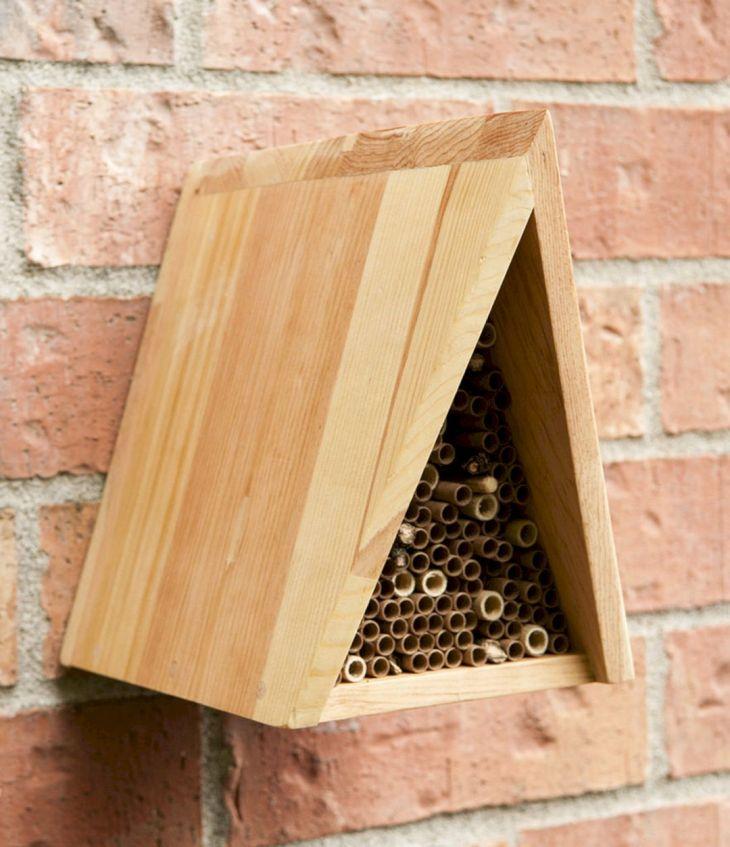 DIY Mason Bee House Design 17