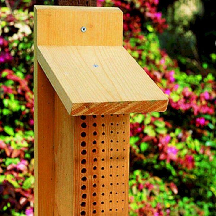 DIY Mason Bee House Design 9