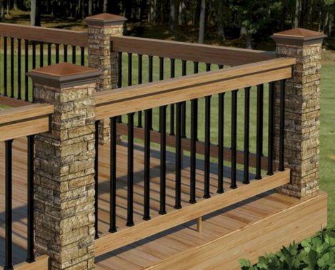 Deck Railing Ideas 21