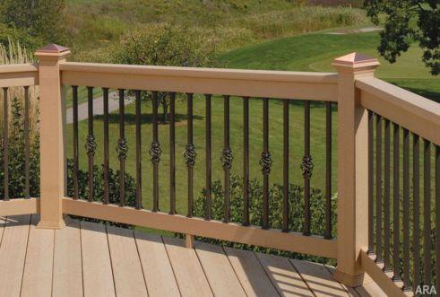 Deck Railing Ideas 24