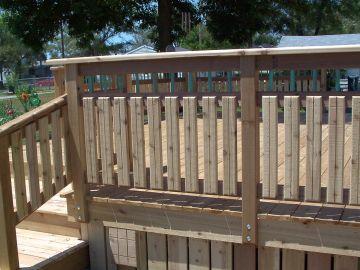 Deck Railing Ideas 4