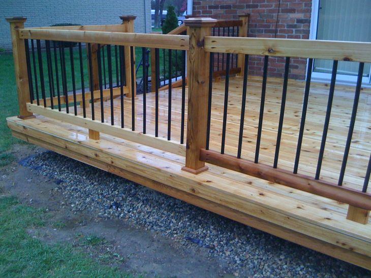 Deck Railing Ideas 6