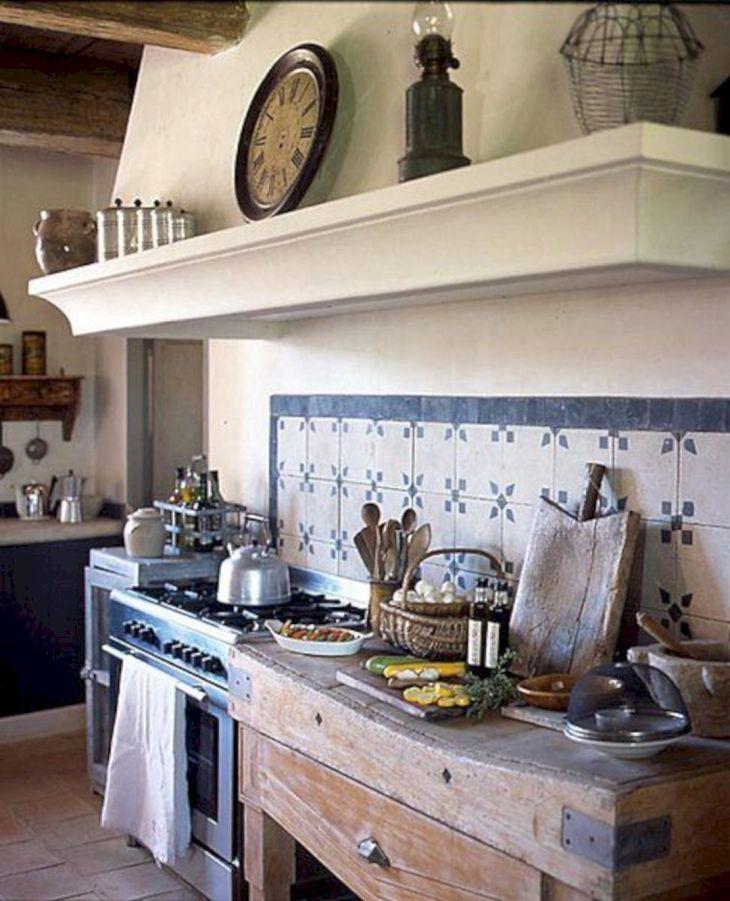 European Farmhouse Kitchen 31