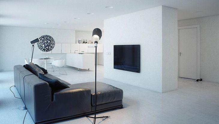 Minimalist Apartment Decor 6