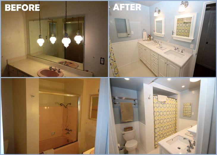 RV Bathroom Remodel Ideas 11