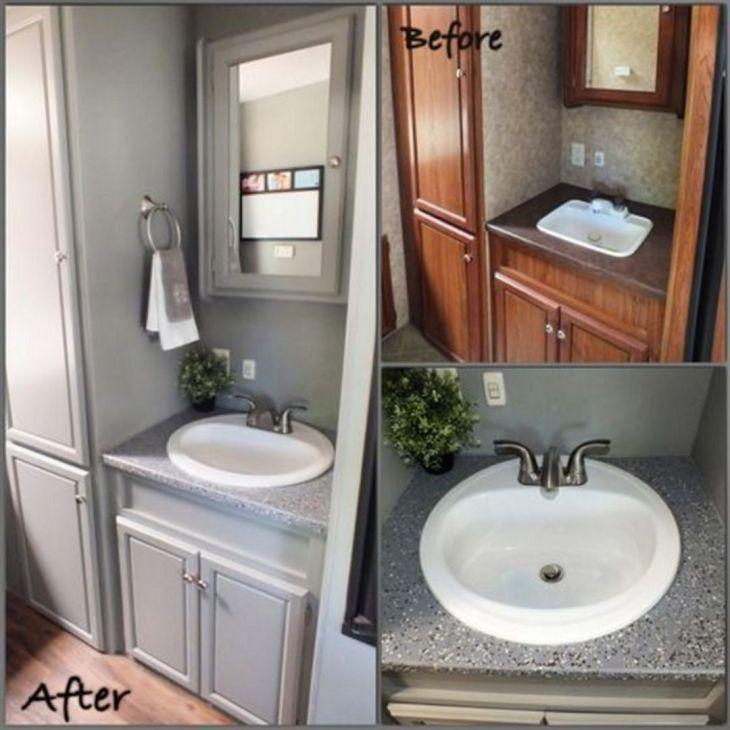 RV Bathroom Remodel Ideas 2