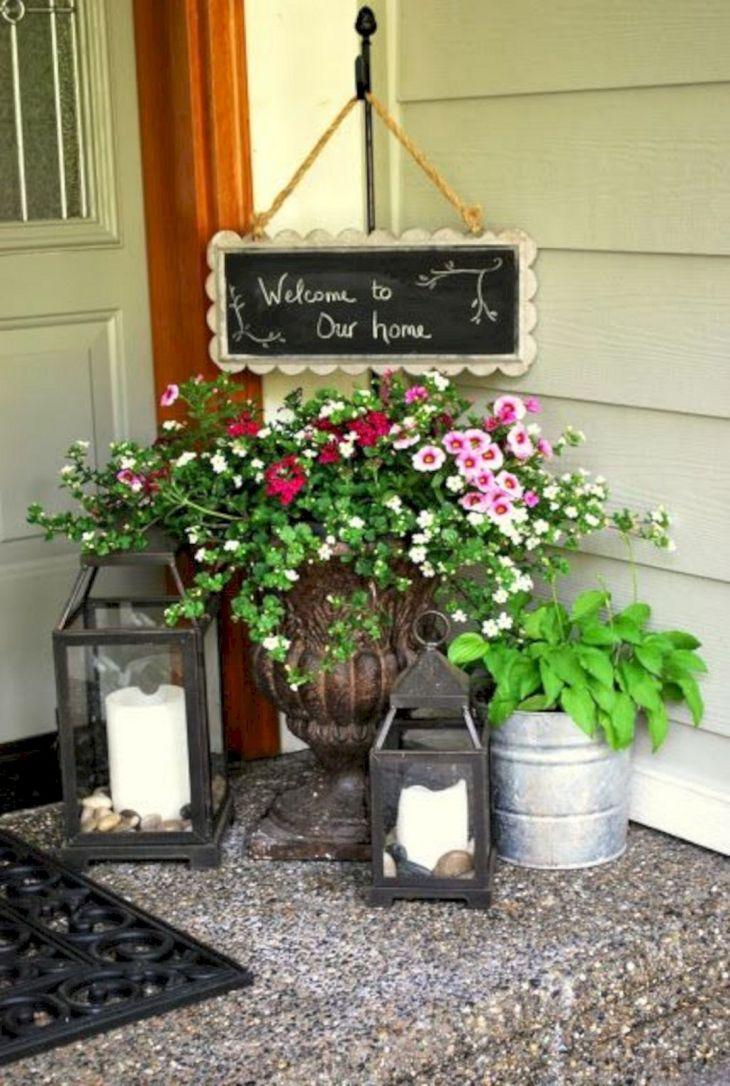 Summer Front Porch Decoration 14