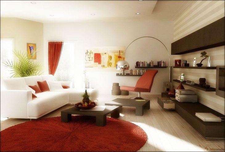 Living Room Furniture Design 2
