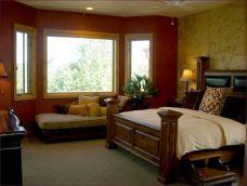 Master Bed Size Design 12