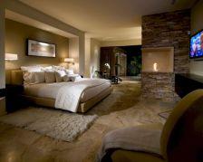 Master Bed Size Design 5