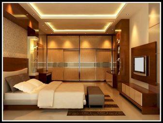 Master Bed Size Design 6