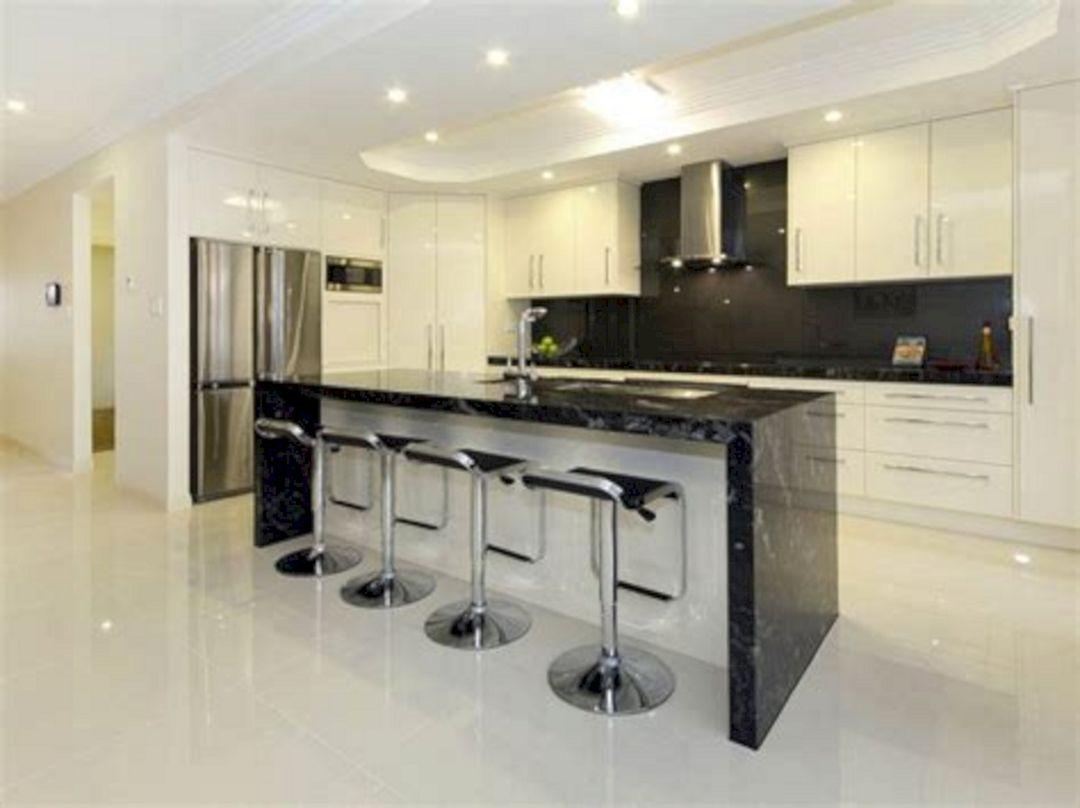 Modern Kitchen Bar Design 1