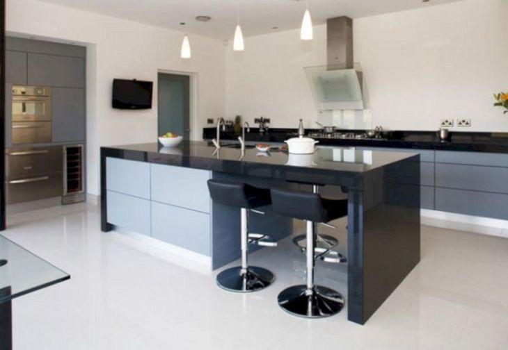 Modern Kitchen Bar Design 10