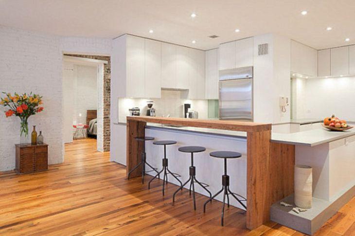 Modern Kitchen Bar Design 11