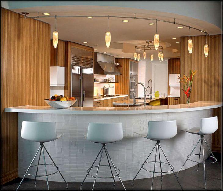 Modern Kitchen Bar Design 17