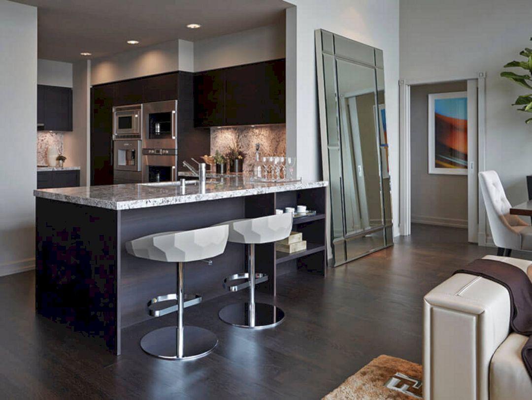 Modern Kitchen Bar Design 5