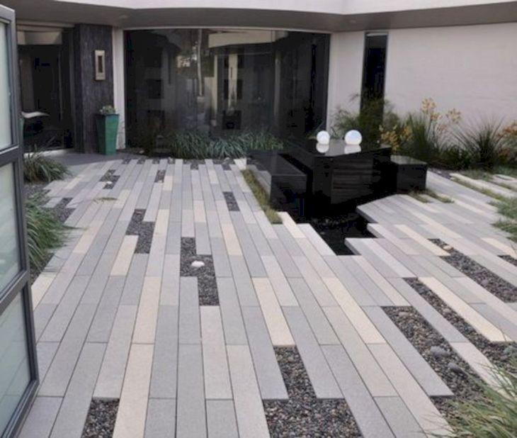 Modern Paving Stone Design 30
